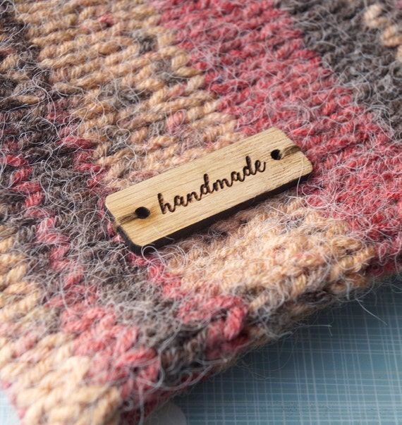 cloth labels for handmade items clothing labels handmade wooden garment labels 5544