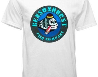 Vintage Brooklyn Bensonhurst Fish Company T-Shirt