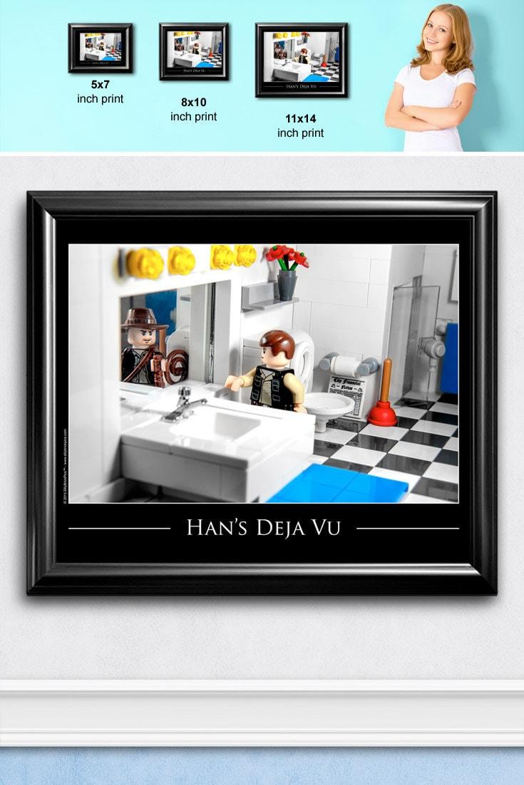 Funny bathroom prints funny bathroom decor star by for Funny bathroom decor