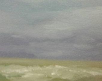 Key Largo Storm - Oil Painting