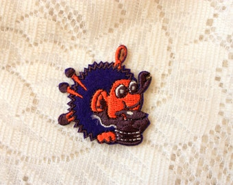 Hedghog Iron On Patch, Sew On Porcupine Patch, Hedgehog  Sew On Patch, Iron On Porcupine Patch, Hedgehog Applique, Porcupine  Applique