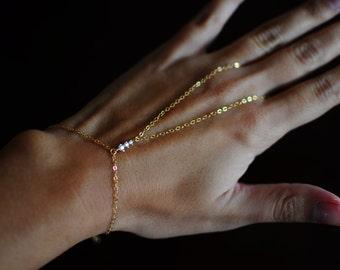 The Charlotte Hand Chain