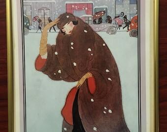 Vintage VOGUE Print (November 1 1920)