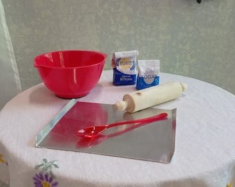 1/3 Scale Baking Set for SD BJD