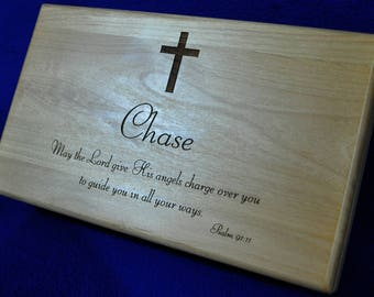Confirmation gift first communion gift gift for godchild confirmation gift graduation gift communion gifts gift for godchild bible verse gift negle Choice Image