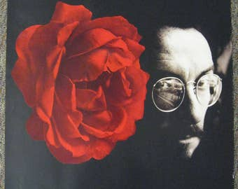 Elvis COSTELLO PROMO Poster Mighty Like A ROSE