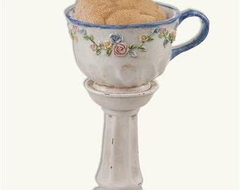 Chicken tea cup | Etsy
