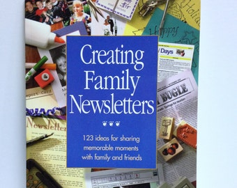 Scrapbooking Ideas Creating Family Newsletters Papercraft Tutorial Newsletter Creation Lessons How to Plan & Make a Newsletter for Family