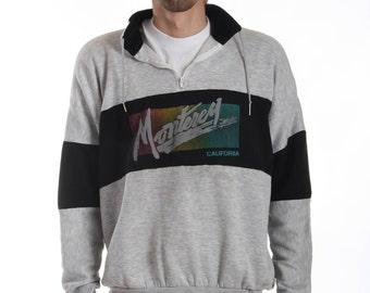 80's Retro Monterey Bay Sweater