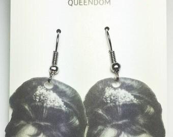 Audrey Hepburn Earrings, Breakfast at Tiffany's Jewelry, Celebrity Jewelry