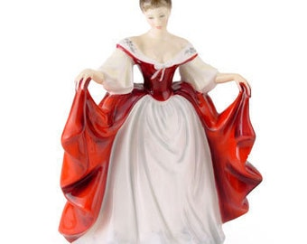Royal Doulton Figurine Sara