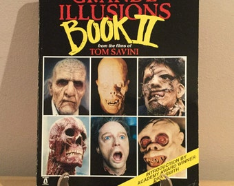 Grande Illusions Book II Tom Savini