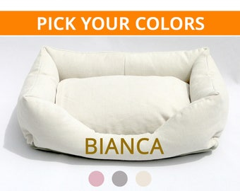 Dog Bed PERSONALIZED