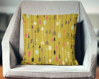 Mustard Pillow | Mustard Throw Pillow | Mustard Pillow Cover | Mustard Gift | Mustard Decor | Mustard Cushion | Mustard Home Decor