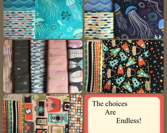 Endless Fabric Possibilities