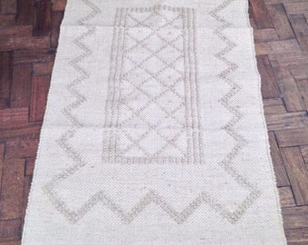 Florence Lilly Home 100% Natural Jute Rug 75 x 140 cm