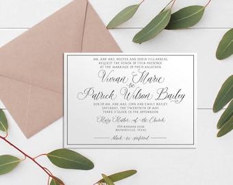 Casual Wedding Suite