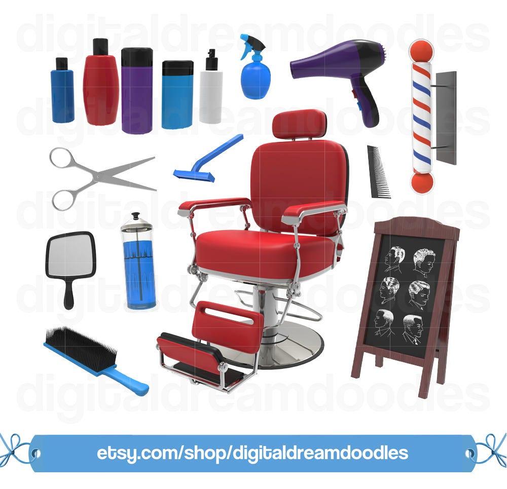 barber chair clip art - photo #33
