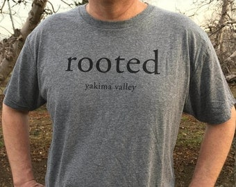 "Rooted ""Work"" Shirt"