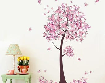 Butterfly Wall Decal Etsy - Wall decals butterflies