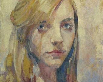 Commissioned Portrait: Madison
