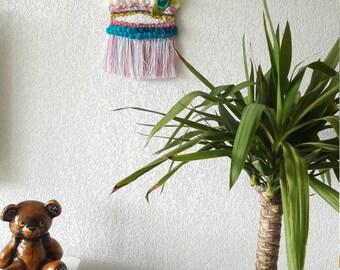 "Nice wall weaving ""Hoppono pono"""