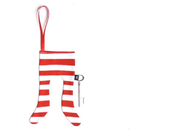 Magic Santa Key Christmas Ornament, Santa's Magic Key, Modern Decoration Tradition Elf Stockings, Letter to Santa, Kids, Boy Girl, Dr Seuss