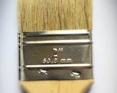 "Paint Brush, Paint Brushes, Bristle Brush, 2"" Brush, Chalk Paint Brush, Wax Brush, Paint by Number, Paint Party, Art Party, Chalk Paint, DIY"