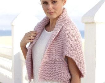 Bolero shrug dress cover up knit shrug hand knit bolero shrug bolero bolero jacket wool cardigan knit cardigan knit jacket crochet cardigan