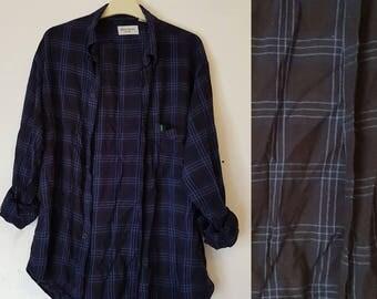 Vintage YSL Flannel