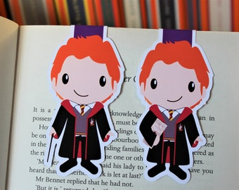 Wizard Twins Bookmarks | George and Fred