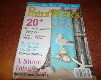PaintWorks Magazine August 2014