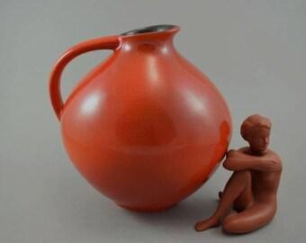 Vintage vase made by Wächtersbach / Decor Urania | West German Pottery | 70s