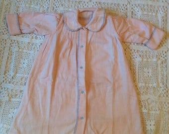 Vintage Pink Robe
