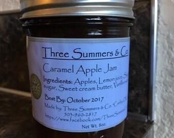 Caramel Apple Jam