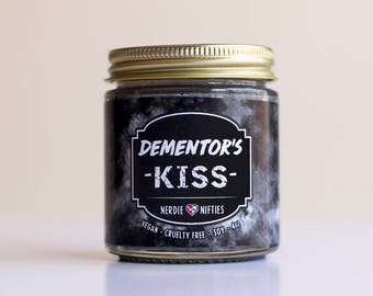 Dementor's Kiss-- Soy Candle (4 oz)