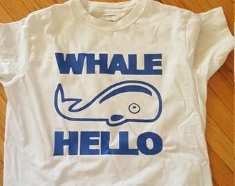 Whale Hello T-Shirt