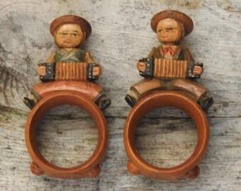 Napkin rings/holders