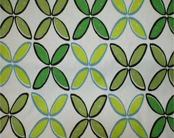Prestigious Textiles Pop Curtain Fabric Lime