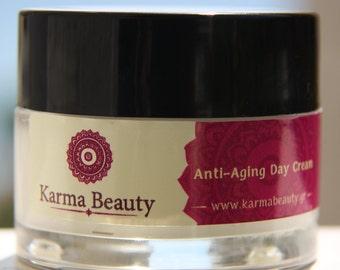 Natural Anti aging handmade Day Cream