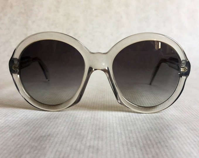 Zollitsch 109/000 Clear Vintage Sunglasses Made in West Germany New Old Stock