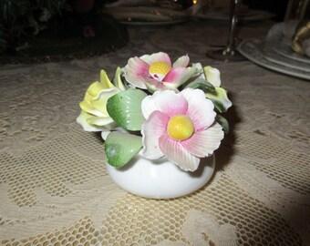 ENGLAND VANITY FAIR Floral Bouquet