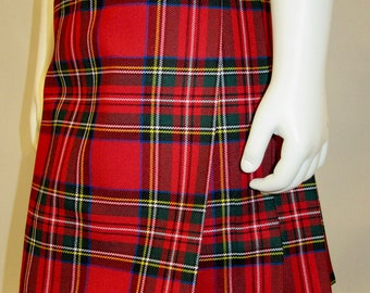 Baby Boy Royal Stewart boy Kilt~Kilt Sizes- Baby Kilts(2 or younger)Toddler Kilts(2-4)Youth Kilts (4-6)Custom make plaid kilt@sohoskirts