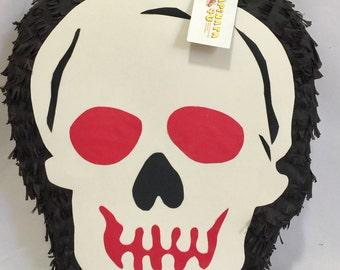 Skull Pinata Halloween Pinata Dia de los Muertos Pinata