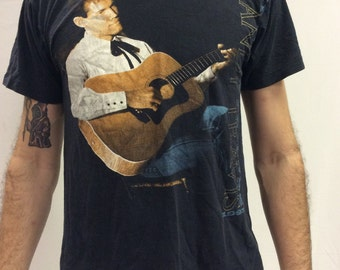 Andy Travis 1991 Heroes & Friends T Shirt