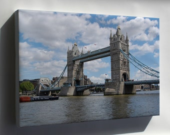 Canvas 24x36; Tower Bridge