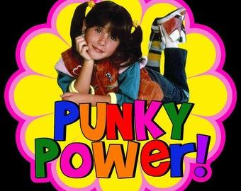 Punky Bruster Vintage Image T-shirt