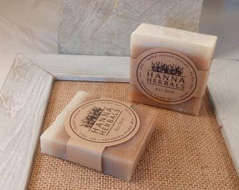 Matcha Green Tea Soap - 3 ounce soap - shea butter soap - Matcha Tea Soap - Green Tea Soap