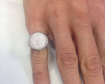 Chevalier pinky ring