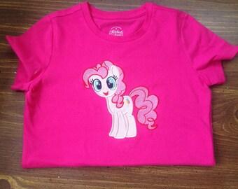 Pink pony shirt